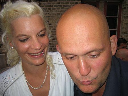 Lisa and Piotr